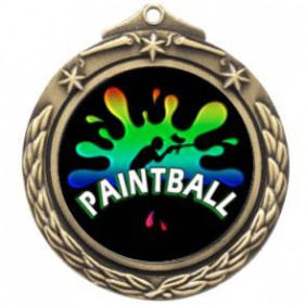 Paintball Medal M842-PAIN02 - Trophy Land