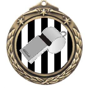 Referee Medal M842-TLRef2 - Trophy Land
