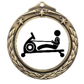 Exercise Medal M842-TLRowM - Trophy Land