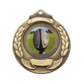 Rugby Medal M861-C131 - Trophy Land