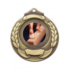 Gymnastics Medal M861-C141 - Trophy Land