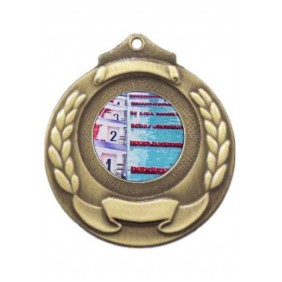 Swimming Medal M861-C201 - Trophy Land