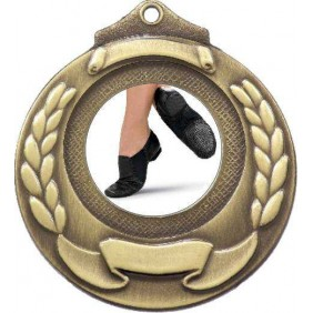 Dance Medal M861-C322 - Trophy Land