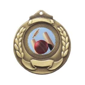 Cricket Medal M861-C401 - Trophy Land