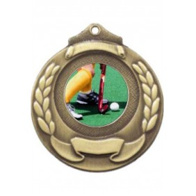 Hockey Medal M861-C441 - Trophy Land