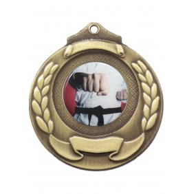 Combat Sports Medal M861-C451 - Trophy Land