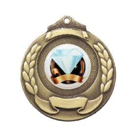 Basketball Medal M861-C601 - Trophy Land