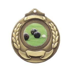 Lawn Bowls Medal M861-C831 - Trophy Land