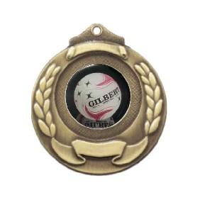 Netball Medal M861-C911 - Trophy Land