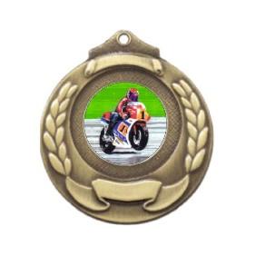 Motorsports Medal M861-K116 - Trophy Land