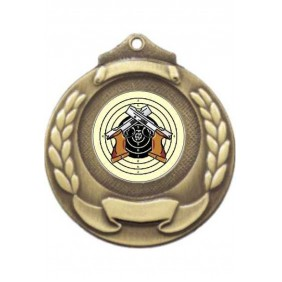 Shooting Medal M861-K152 - Trophy Land