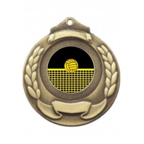 Volleyball Medal M861-K179 - Trophy Land