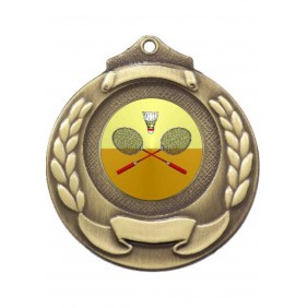 Badminton Medal M861-K23 - Trophy Land