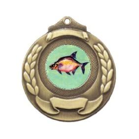 Fishing Medal M861-K75 - Trophy Land