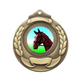 Horse Medal M861-K98 - Trophy Land