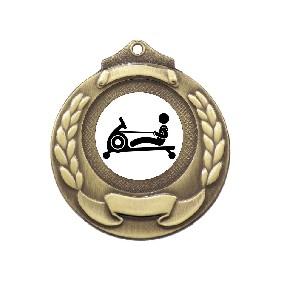 Exercise Medal M861-TLRowM - Trophy Land