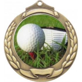 Golf Medal M862-C171 - Trophy Land