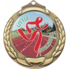 Athletics Medal M862-C472 - Trophy Land