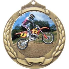 Motorsports Medal M862-K117 - Trophy Land