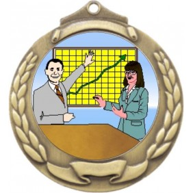 Sales Medal M862-K148 - Trophy Land