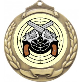Shooting Medal M862-K153 - Trophy Land