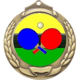Ping Pong Medal M862-K169 - Trophy Land