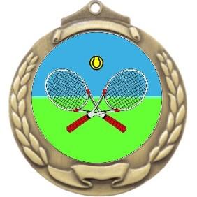Tennis Medal M862-K172 - Trophy Land