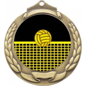 Volleyball Medal M862-K179 - Trophy Land