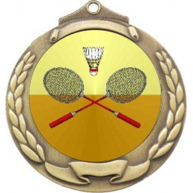 Badminton Medal M862-K23 - Trophy Land