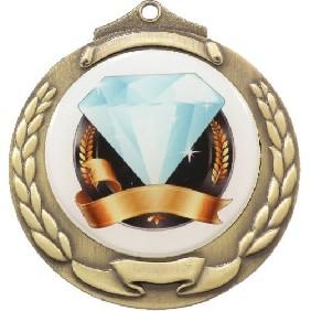 Basketball Medal M862-K26 - Trophy Land