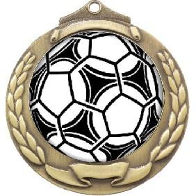 Football Medal M862-K82 - Trophy Land