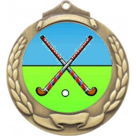 Hockey Medal M862-K96 - Trophy Land