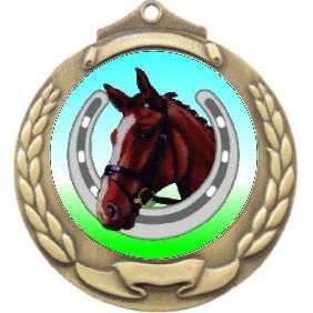 Horse Medal M862-K99 - Trophy Land