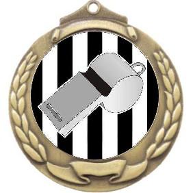 Referee Medal M862-TLRef2 - Trophy Land