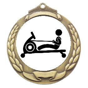 Exercise Medal M862-TLRowM - Trophy Land