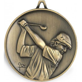 Golf Medal M9309 - Trophy Land