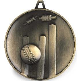 Cricket Medal M9310 - Trophy Land