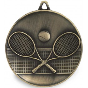 Tennis Medal M9318 - Trophy Land