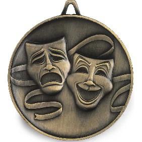 Drama Music Medal M9394 - Trophy Land