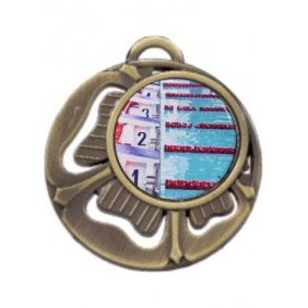 Swimming Medal MD464-C201 - Trophy Land