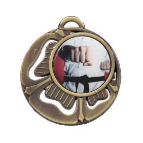 Combat Sports Medal MD464-C451 - Trophy Land