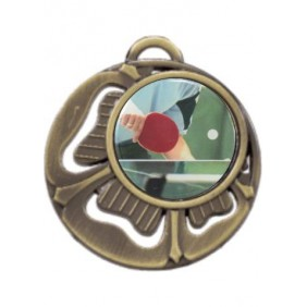 Ping Pong Medal MD464-C661 - Trophy Land