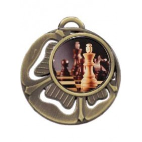 Chess Medal MD464-C781 - Trophy Land