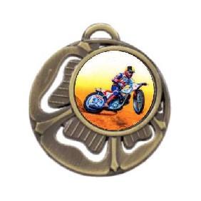 Motorsports Medal MD464-K118 - Trophy Land