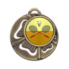 Badminton Medal MD464-K23 - Trophy Land