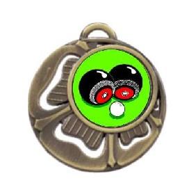 Lawn Bowls Medal MD464-K31 - Trophy Land