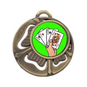 Cards Medal MD464-K42 - Trophy Land