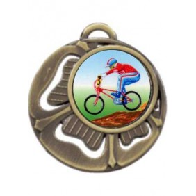 Cycling Medal MD464-K54 - Trophy Land