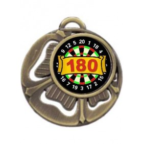 Darts Medal MD464-K67 - Trophy Land