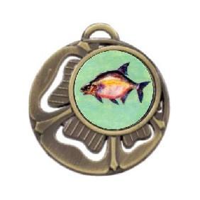 Fishing Medal MD464-K75 - Trophy Land